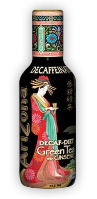 Diet Decaf Green Tea