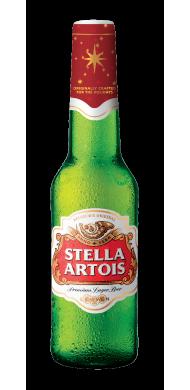 Stella Artois Holiday Edition
