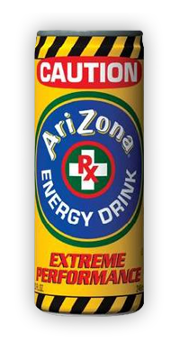 Caution Extreme Performance Energy Drink