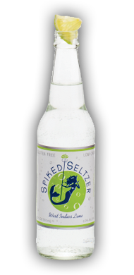 Spiked Seltzer Co. Lime