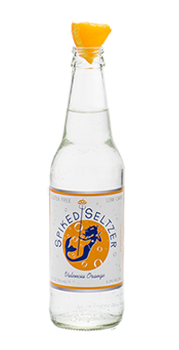 Spiked Seltzer Co. Orange