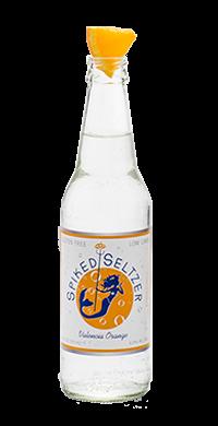 Spiked Seltzer Co. Orange