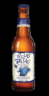 Wild Blue Premium Blueberry Lager
