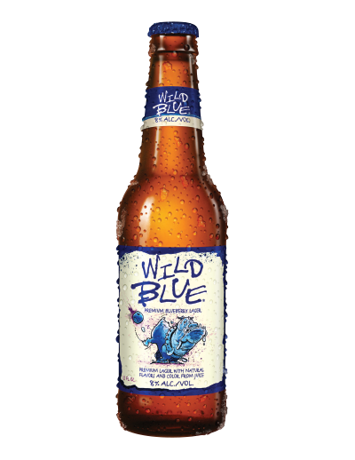 Wild Blue Premium Blueberry Lager