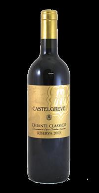 Castelgreve Chianti Classico Riserva 2009