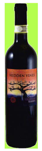 Hidden Vines Chianti Reserva DOCG