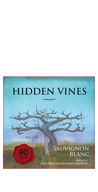Hidden Vines Cotes Du Rhone