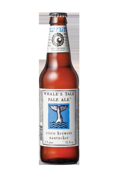 Whale's Tale Pale Ale