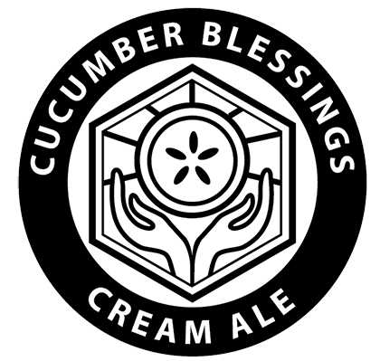 Cucumber Blessings Cream Ale