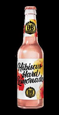 Hibiscus Hard Lemonade