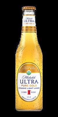 Michelob Ultra Pure Gold