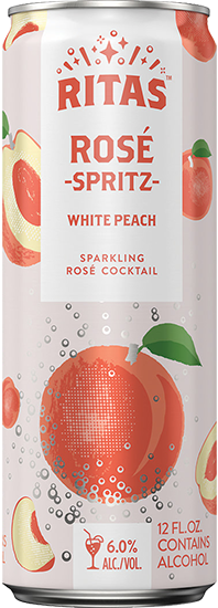 Bud Light Rosé Spritz White Peach