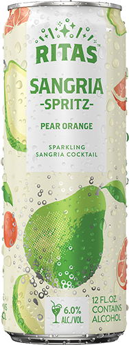 Sangria Spritz Pear Orange