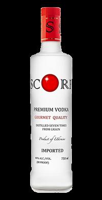 Score Vodka-Premium Vodka