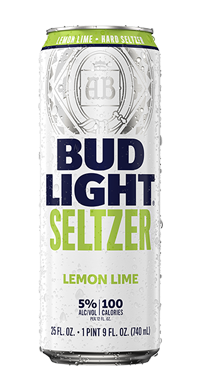 Bud Light Lemon Lime Seltzer