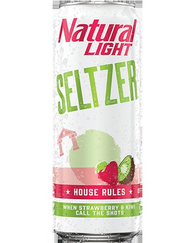 Natural Light Seltzer House Rules