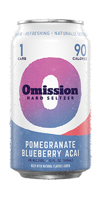 Omission Pomegranate Blueberry Acai