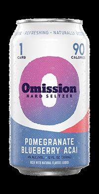 Omission Pomegranate Blueberry Acai