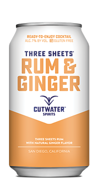Three Sheets Rum & Ginger