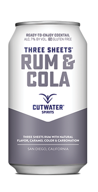 Three Sheets Rum & Cola