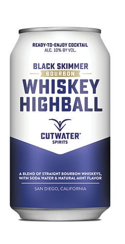 Black Skimmer Bourbon Whiskey Highball