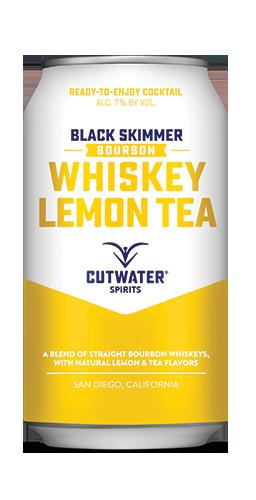 Black Skimmer Bourbon Whiskey Lemon Tea