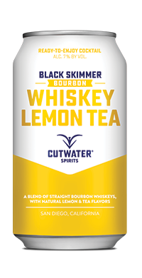 Black Skimmer Bourbon Whiskey Lemon Tea