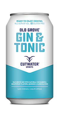 Old Grove Gin & Tonic