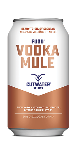 FUGU Vodka Mule