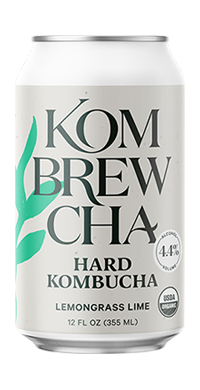 Kombrewcha Lemongrass Lime