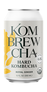 Kombrewcha Royal Ginger