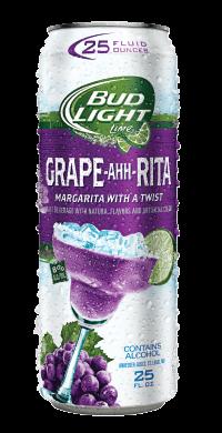 Bud Light Grape-Ahh-Rita