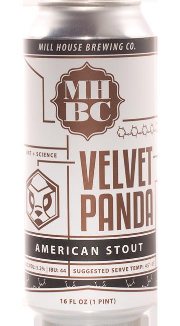 Velvet Panda Stout
