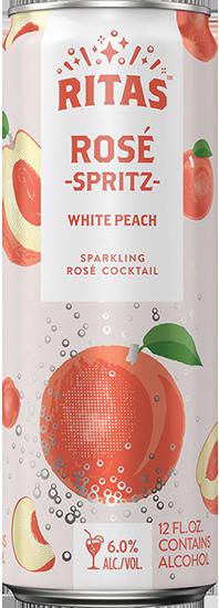 Bud Light Rosé Spritz White Peach