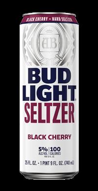 Bud Light Black Cherry Seltzer