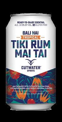 Bali Hai Tropical Tiki Rum Mai Tai