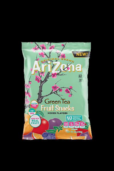 Arizona Grean Tea Fruit Snacks