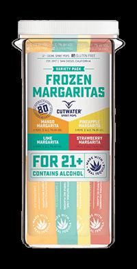 Cutwater Frozen Margarita Spirit Pops