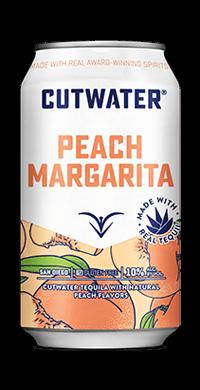 Cutwater Peach Margarita