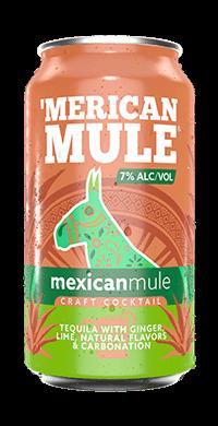'Merican Mule Mexican Mule
