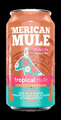 'Merican Mule Tropical Mule