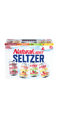 Natural Light Seltzer Variety Pack